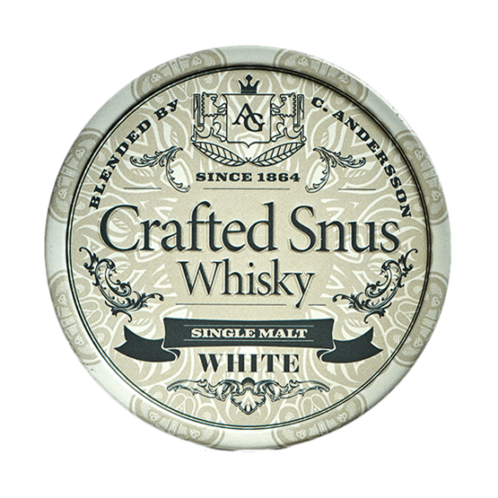 crafted whisky snus white portionssnus