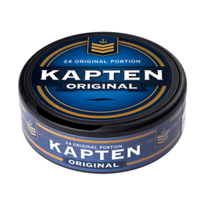 kapten original portionssnus