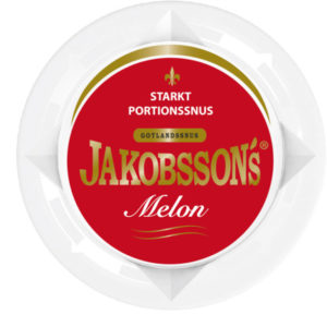 Jakobssons Melon Strong Portionssnus